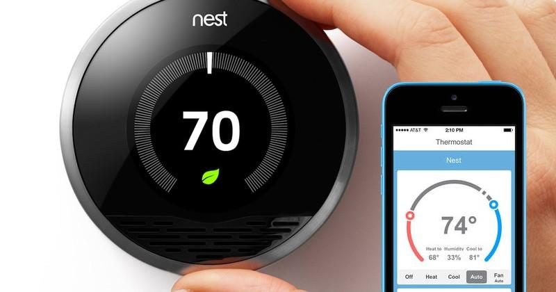 Термостат Nest