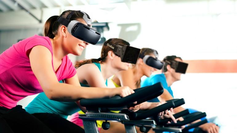Oculus Rift Hotels gym