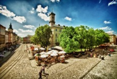 Tourism low seasons Lviv