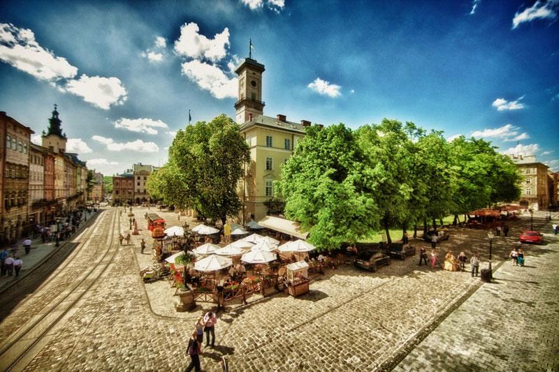 Tourism low seasons Lviv