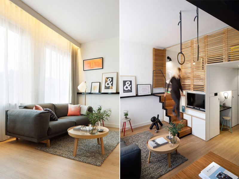 Hybrid Living Loft Zoku