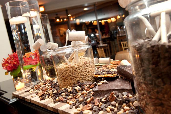 литки грильяжа и молотки в Four Seasons Hotel, Вашингтон