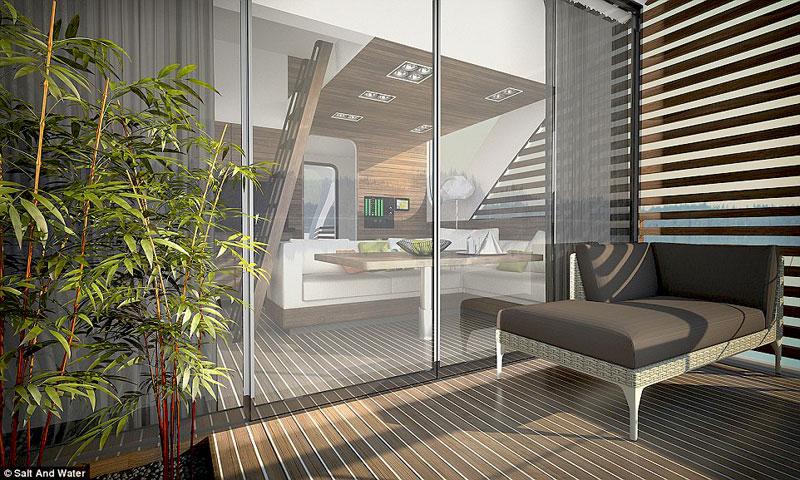 Hotel-With-Catamaran