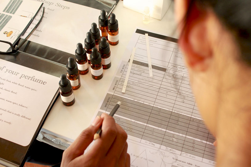 Студия L'Atelier Parfums & Creations, Бали