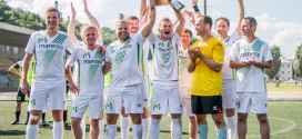 Итоги пятого всеукраинского футбольного турнира среди отелей и ресторанов