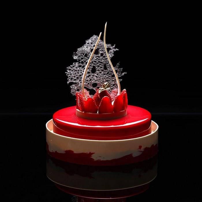Архитектурный десерт