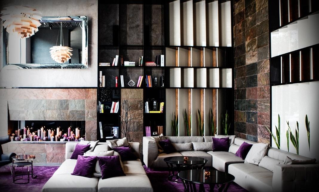 Дизайн отель «11 Mirrors»