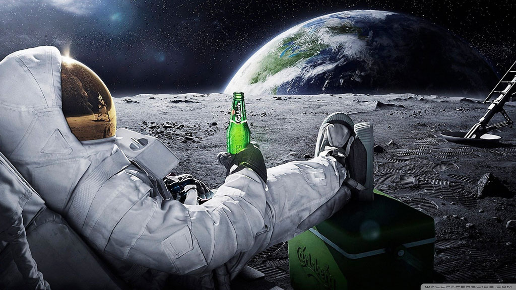 Путешествия на Луну