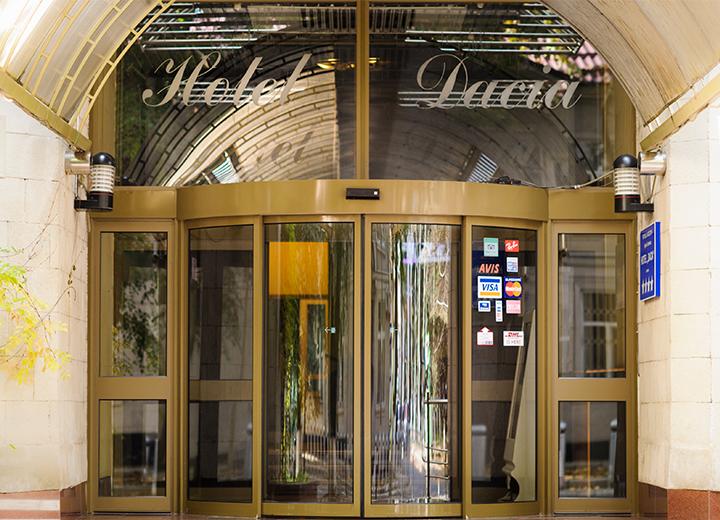 Молдавский отель «Дачия»