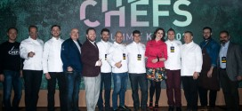13 мировых шеф-поваров на одной сцене
