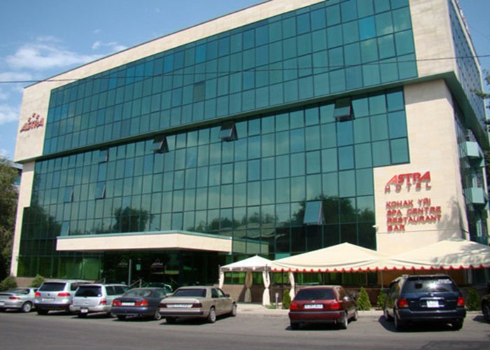 Kazakhstan Astra hotel Reikartz