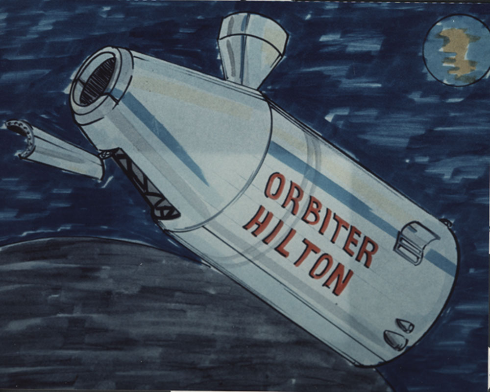 Orbiter Hiltons