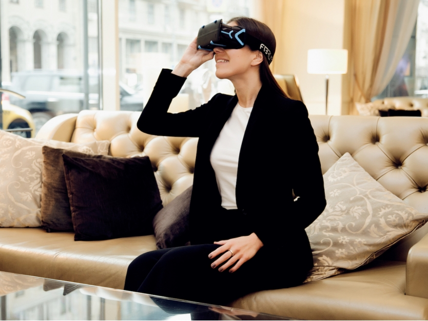 InterContinental Virtual realty