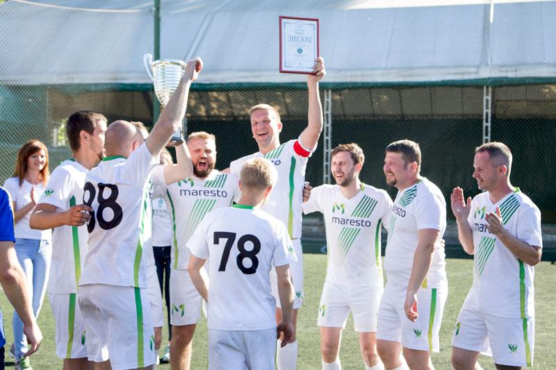 Кубок Hoteliero по футболу 2017