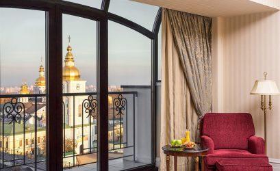 Рынок отелей Киева