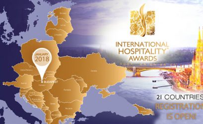 регистрация на International Hospitality Awards® 2017