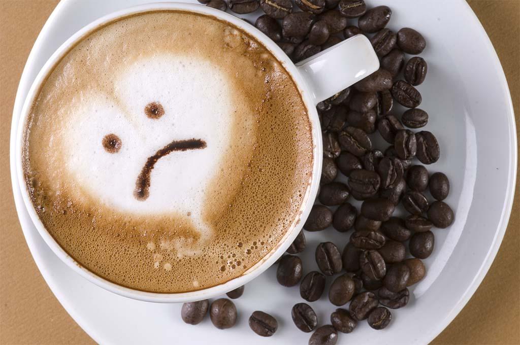 кофе в Украине