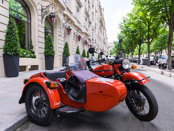 экскурсии на советских мотоциклах «Урал»
