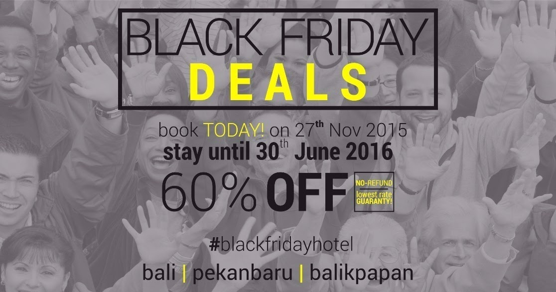 Hotels Black Friday