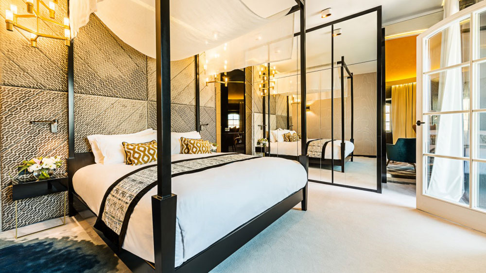 Hotel de Paris Odessa Номер