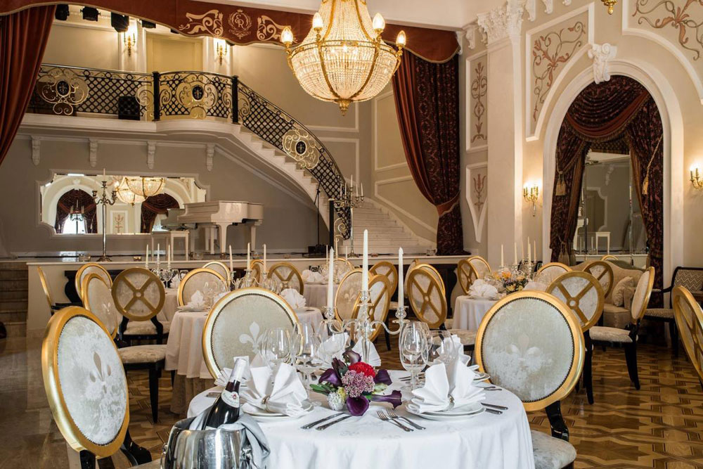 • Лучший загородный ресторан Edem
