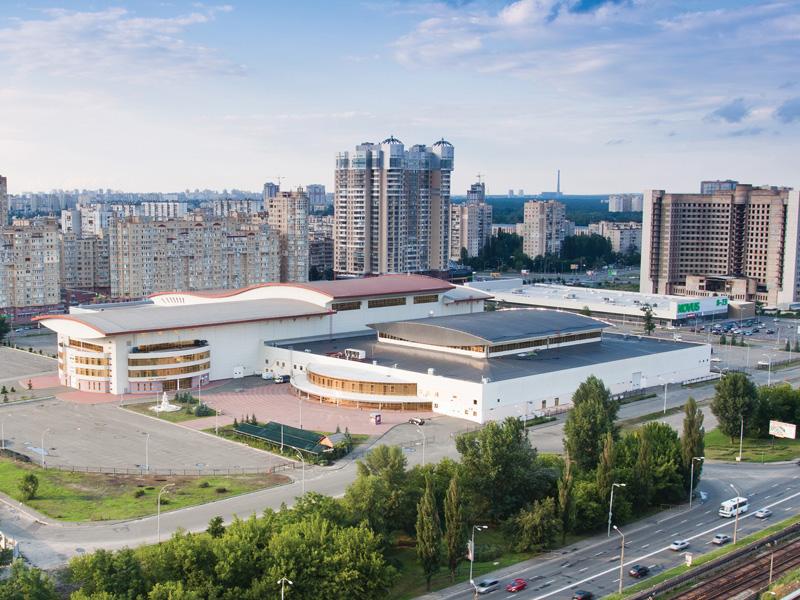 Международный выставочный центр (МВЦ)
