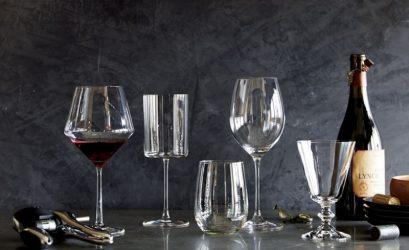 Объем винного бокала за последние 300 лет