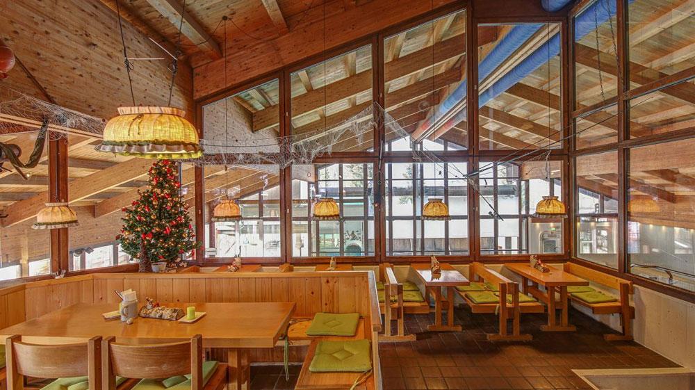 Ресторан отеля Reikartz Gastager Inzell