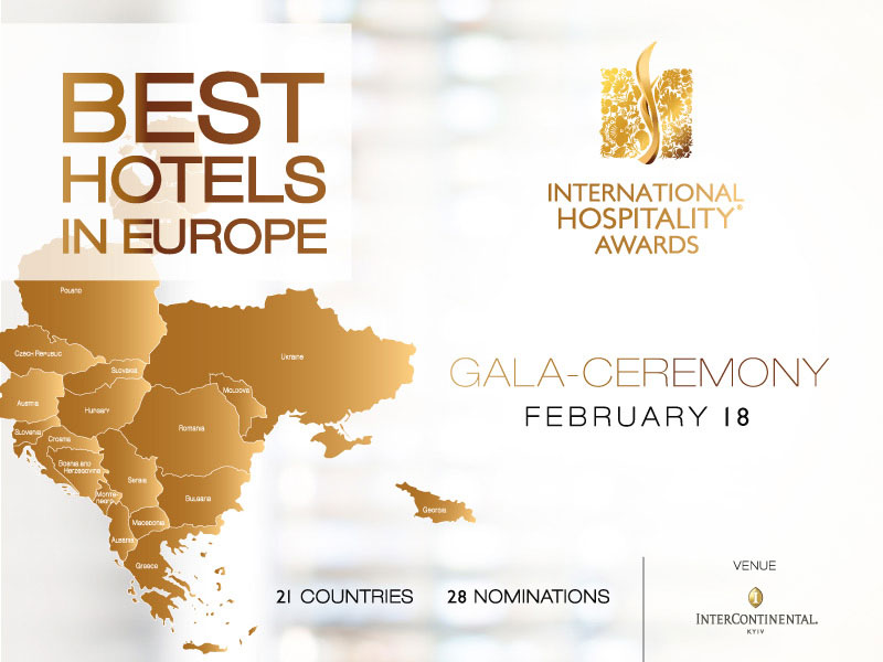 International Hospitality Awards 2017