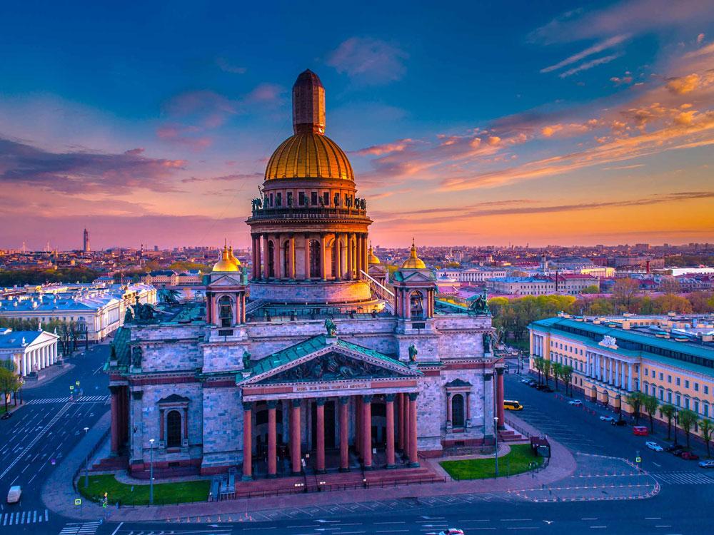 Открытие So Sofitel St Petersburg