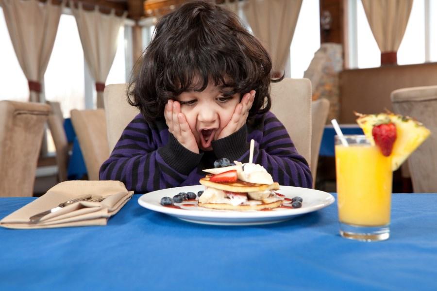 Как сделать семейный ресторан child-friendly