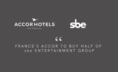 Accor Hotels and sbe