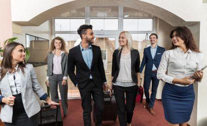 Как бизнес-путешественники выбирают отели