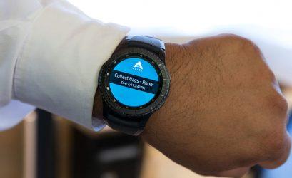 Смарт-часы для гостиничной индустрии