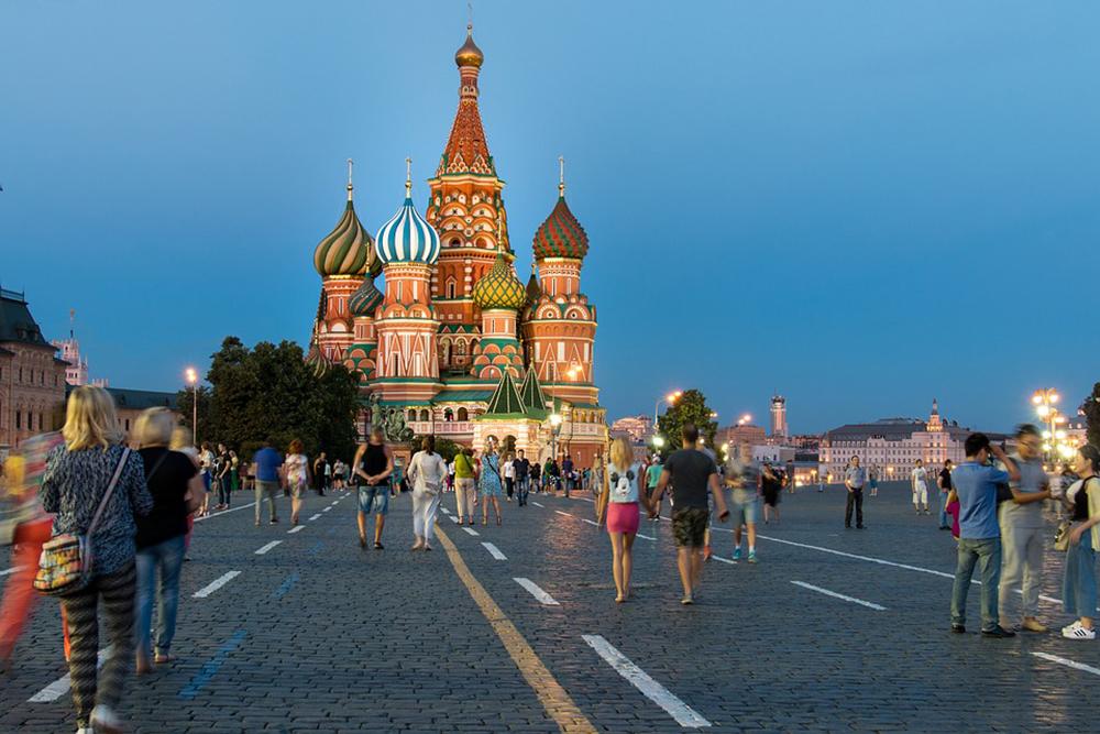 онлайн бронирования по России
