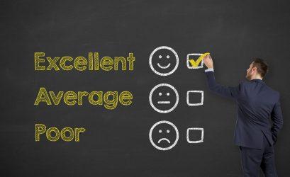 Индекс удовлетворенности гостей отелей