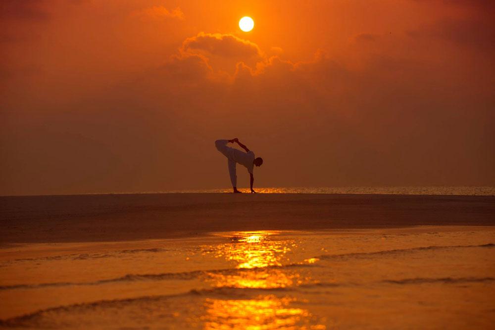 MIlaidhoo йога