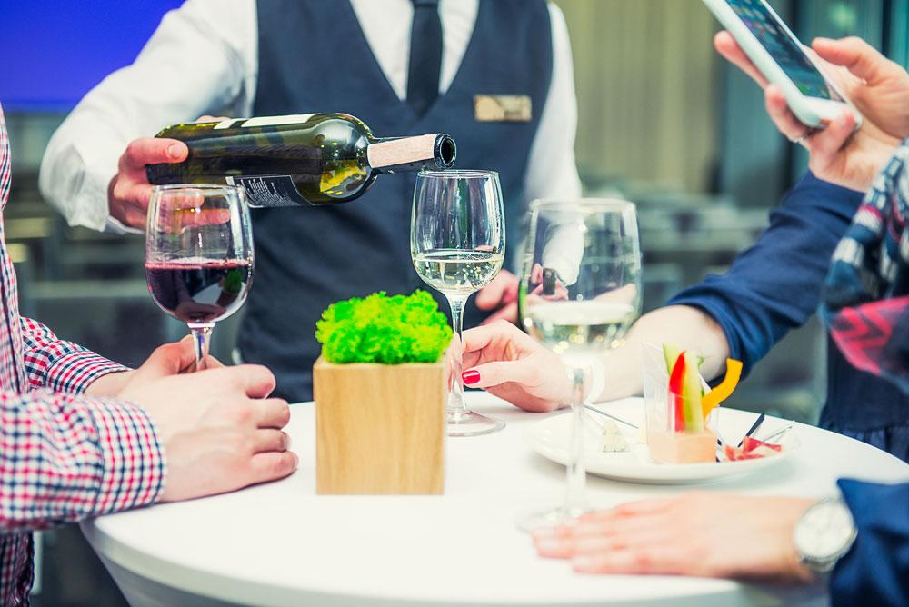 Увеличение среднего чека в ресторане