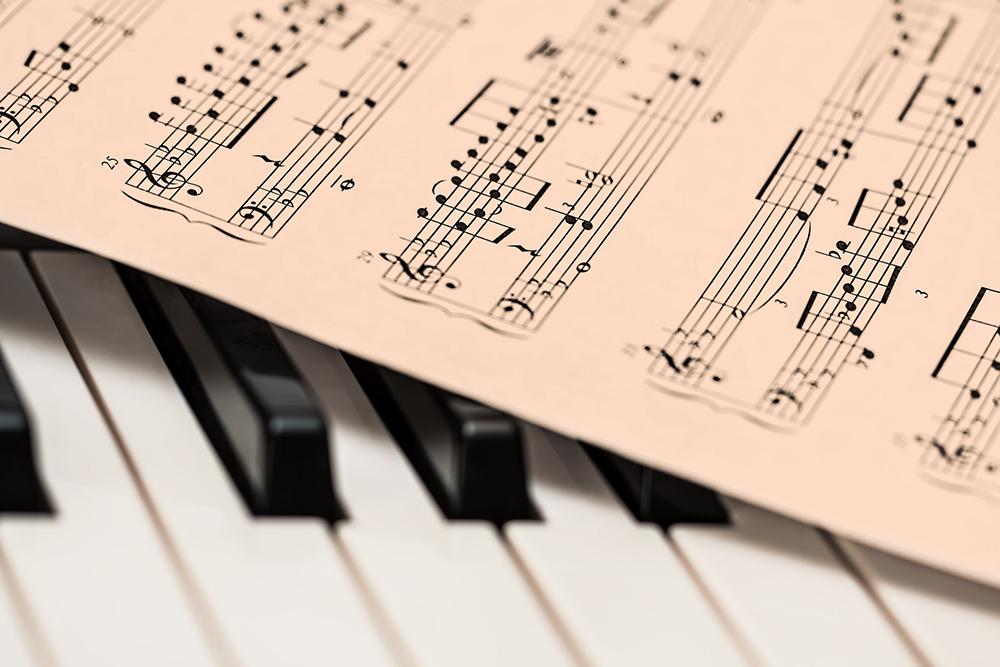 романтическая музыка в отеле
