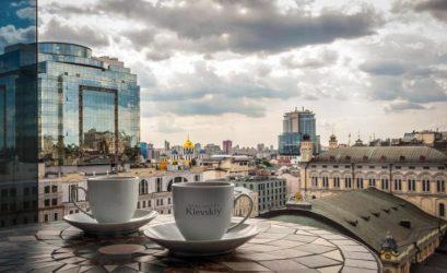 Гостиничный рынок Киева