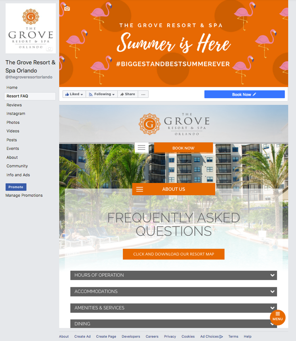 The Grove Resort & Spa