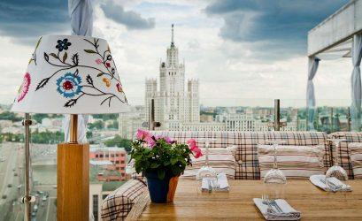 Ресторанный рынок Москвы