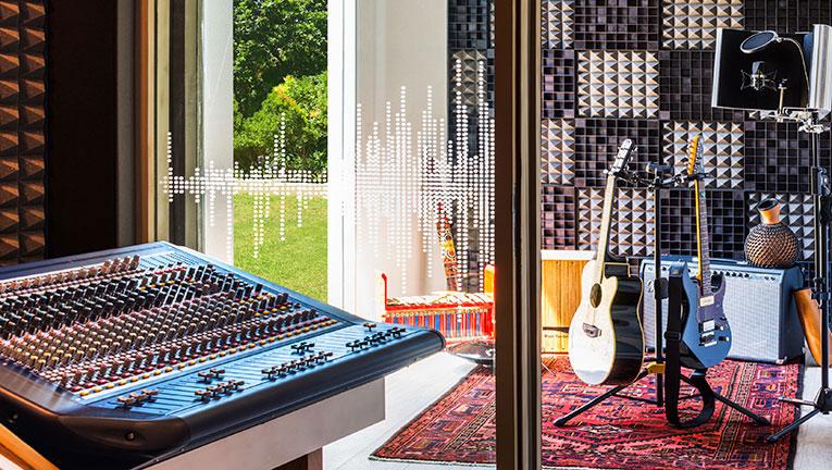W Sound Suites.