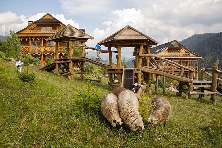 Koruna Mountain Resort
