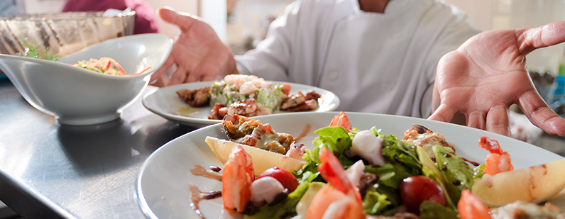 питание сотрудников ресторана