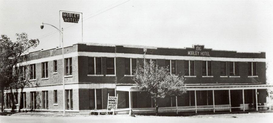 Техасский отель Mobley