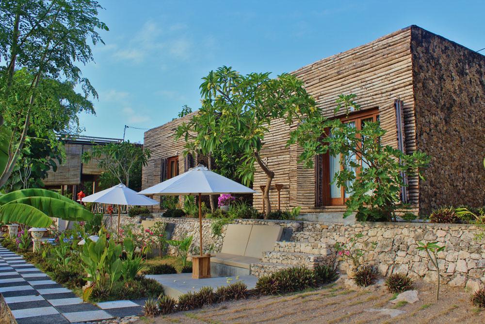 комплекс Kabeh Jati Garden Villa & Restaurant