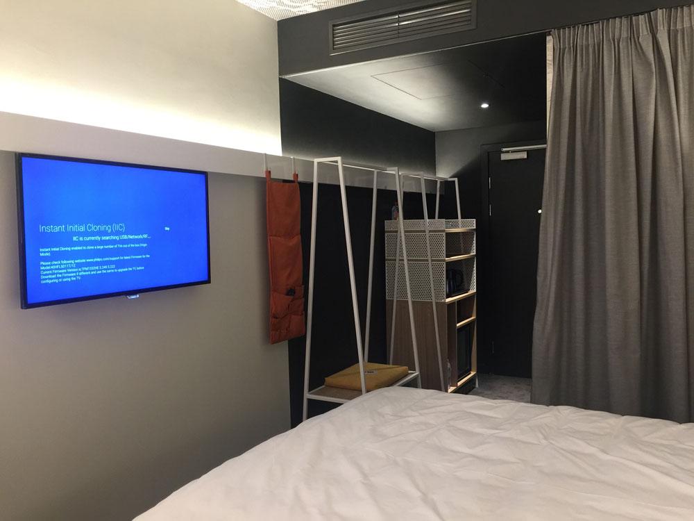 номер-модуль для отелей сети ibis