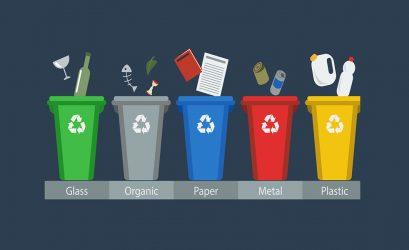 В украинских отелях с октября введут обязательную сортировку мусора