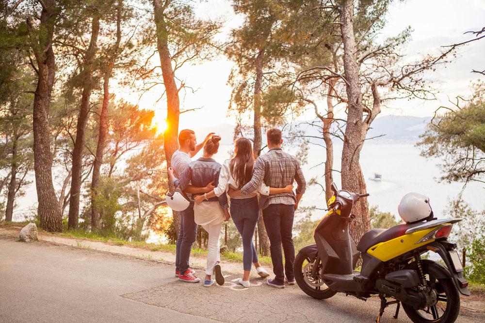 3. Путешествия в размеренном темпе